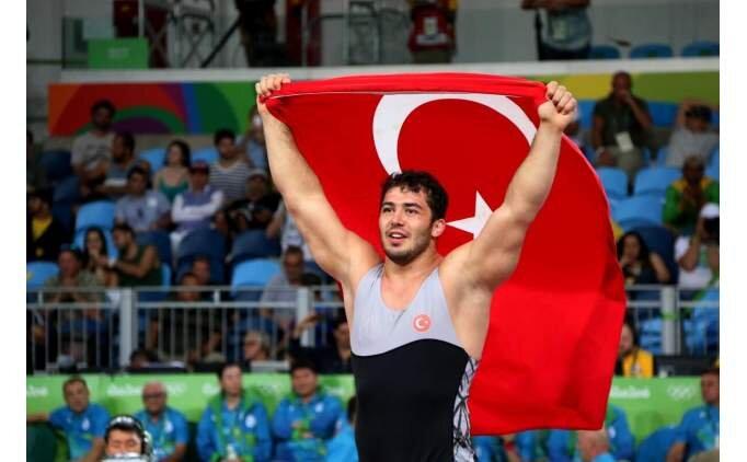 Cenk İldem'in hayali Olimpiyat altını