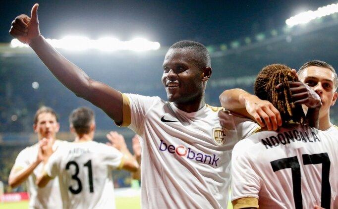 Ersun Yanal'ın istediği golcü için 15 milyon euro