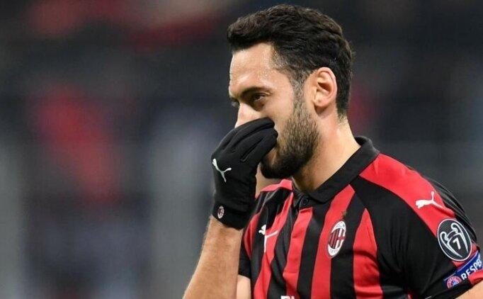 Milan'ın Dorukhan ve Çalhanoğlu teklifine Avcı'dan ret!