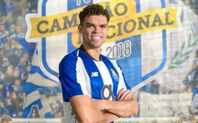 Pepe'nin transferi ve ilginç sürpriz