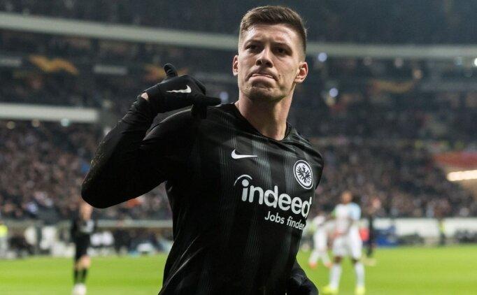 Barcelona'nın transferde ilk hedefi Jovic!