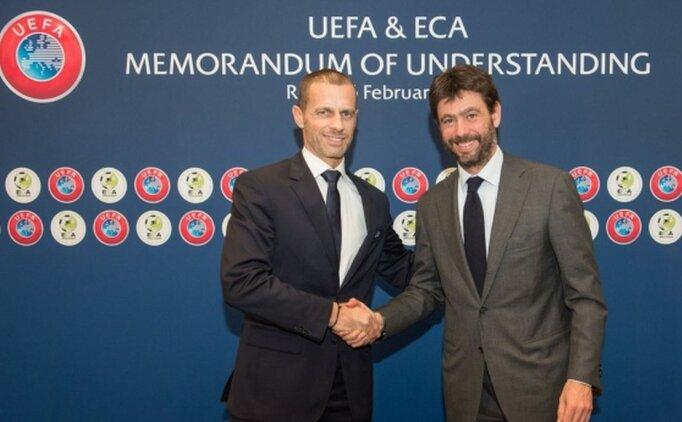 Agnelli'den UEFA'ya FFP çağrısı: 'Şeffaf olun!'