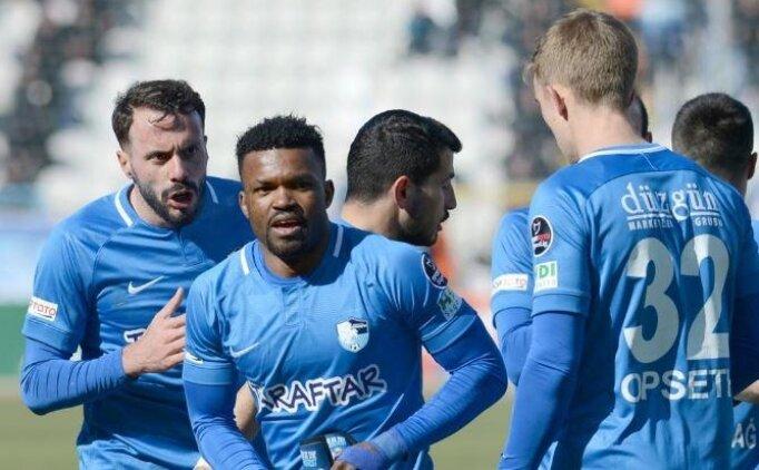 Beşiktaş'ta yeni rota; Samuel Eduok