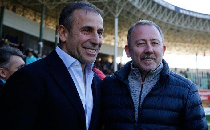 Sergen Yalçın'dan Beşiktaş cevabı ve Abdullah Avcı yorumu