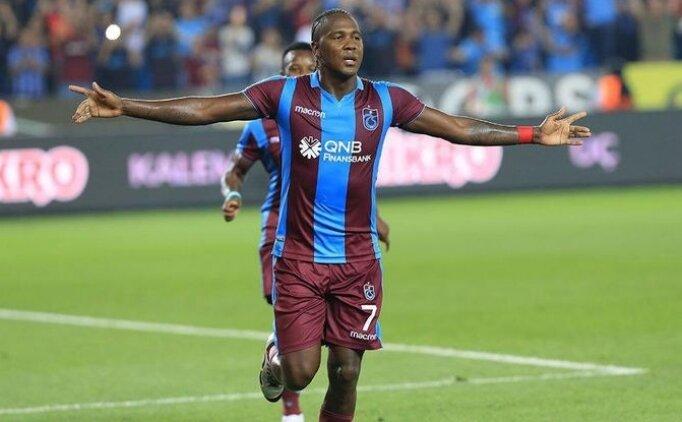 Trabzonspor'dan kaleye 59, direğe 25 isabet