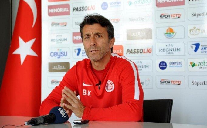 Bülent Korkmaz: 'Antalyaspor, Avrupa'da marka değerini artırır'
