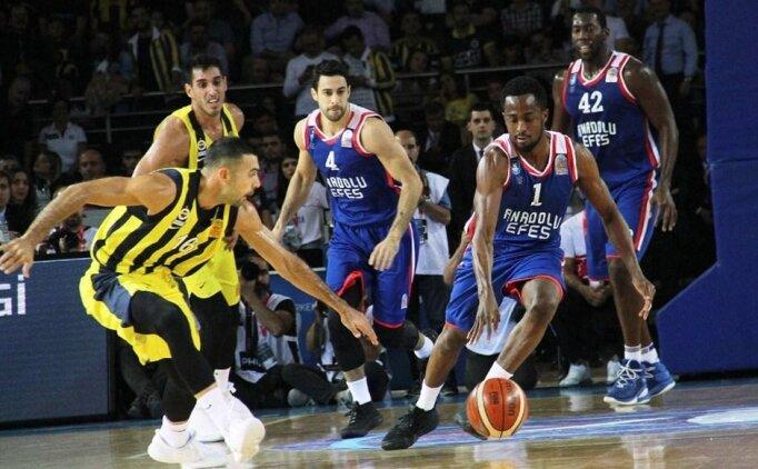 Bilyoner.com ile maç önü: Fenerbahçe Beko - Anadolu Efes