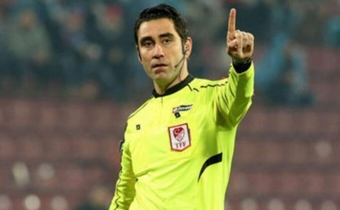 Türkiye Kupası'nda görev alacak hakemler açıklandı