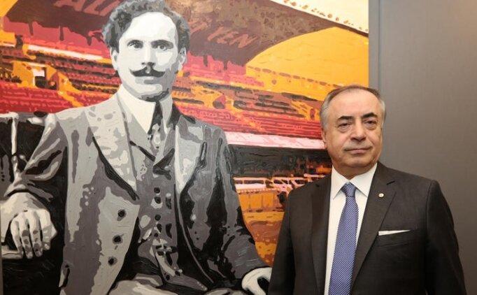 Mustafa Cengiz: 'Mbaye Diagne bir marka olacak'