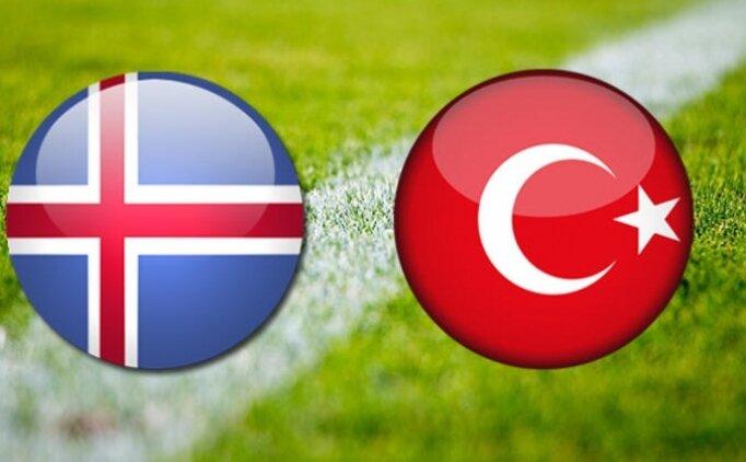 İzlanda Türkiye canlı hangi kanalda? İzlanda Türkiye maçı saat kaçta?