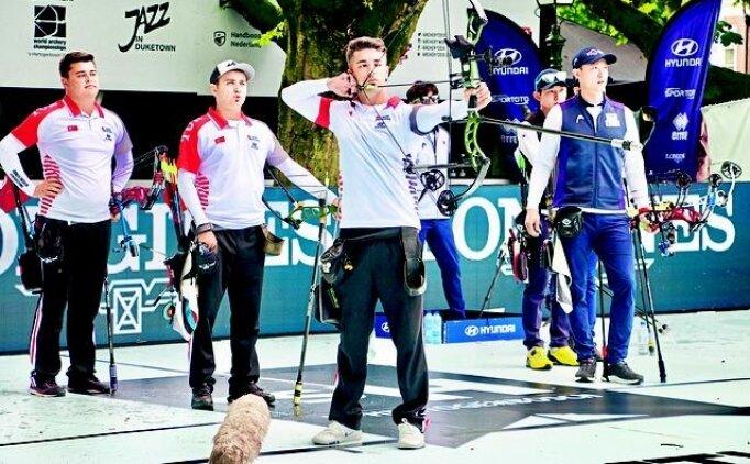 Dünya Okçuluk Şampiyonası sona erdi