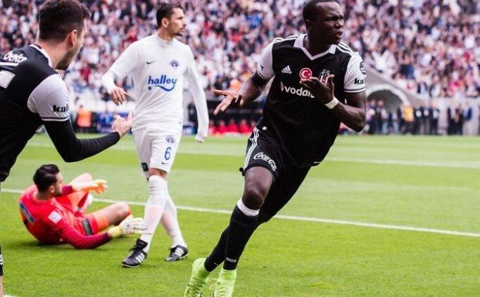 'Aboubakar, Beşiktaş için can atıyor'