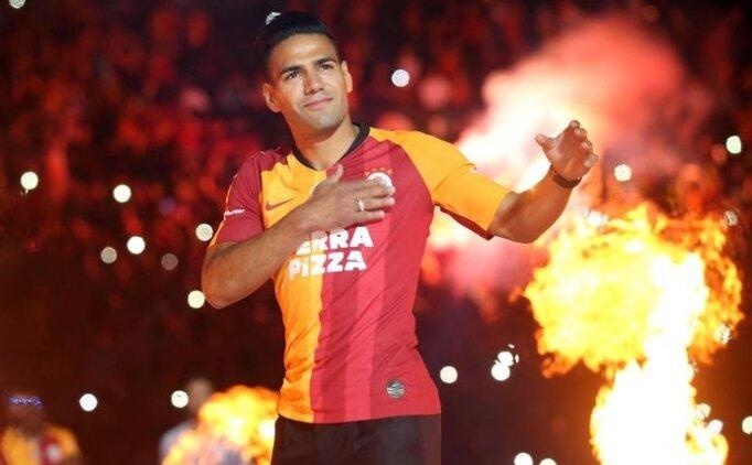 Galatasaray'da şovun adı; Radamel Falcao