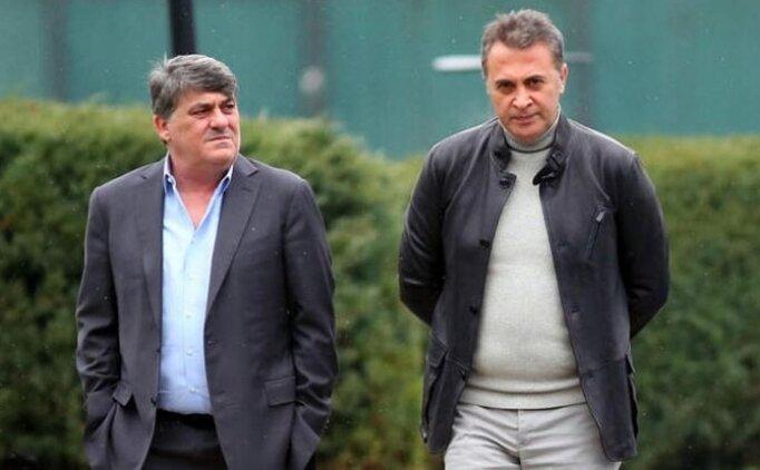 Beşiktaş'ta başkanlığa 4 aday birden