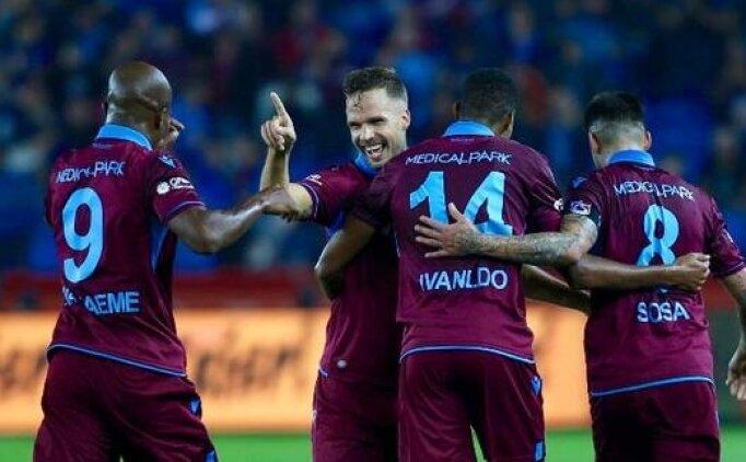 Trabzonspor'da iki imza birden: Sosa ve Novak