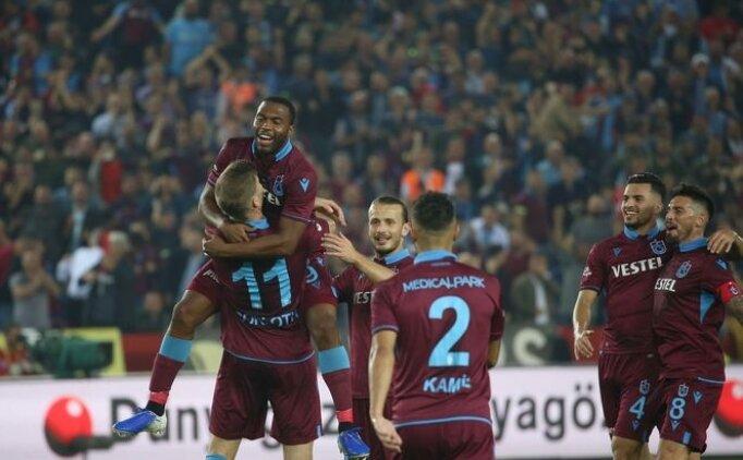 Trabzonspor'da hep bir ağızdan şampiyonluk sesleri