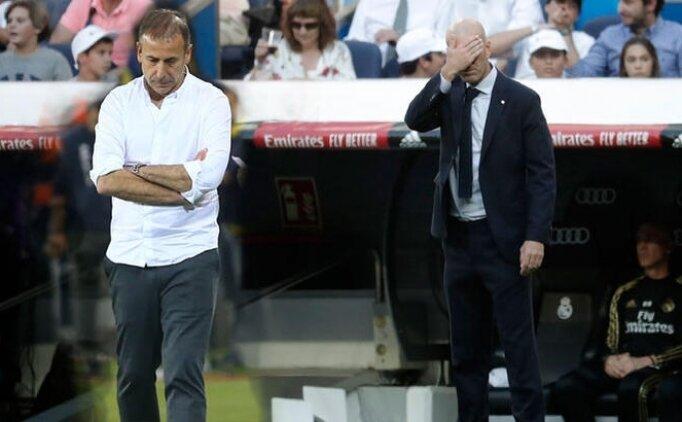 Zidane & Avcı! 'Kaderleri Aslan'ın elinde'