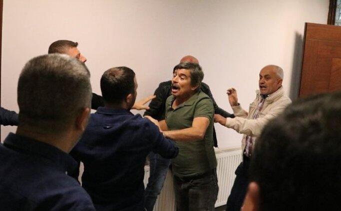 Denizlispor basın toplantısındaki arbede için karar