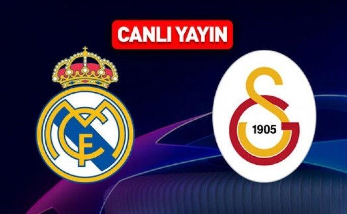 Real Madrid Galatasaray maçı özetini izle, RM GS maçı skoru ne?