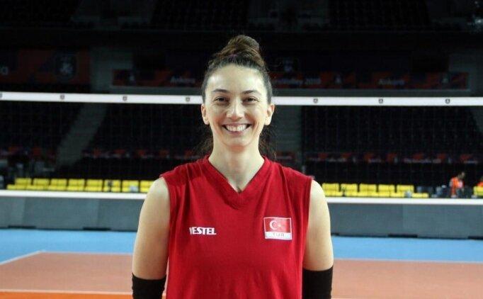 Fatma Yıldırım: 'Olimpiyat elemelerinin favorilerindeniz'
