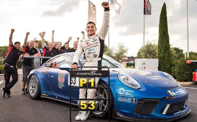 Ayhancan Güven ikinci kez şampiyon