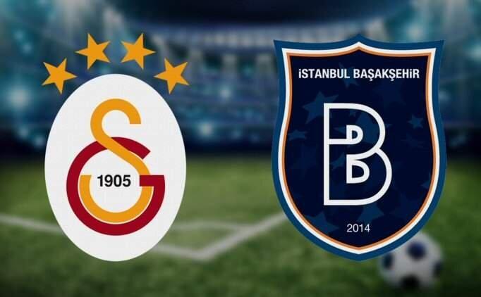 Galatasaray Başakşehir maçı özet izle, GS Başakşehir tüm golleri