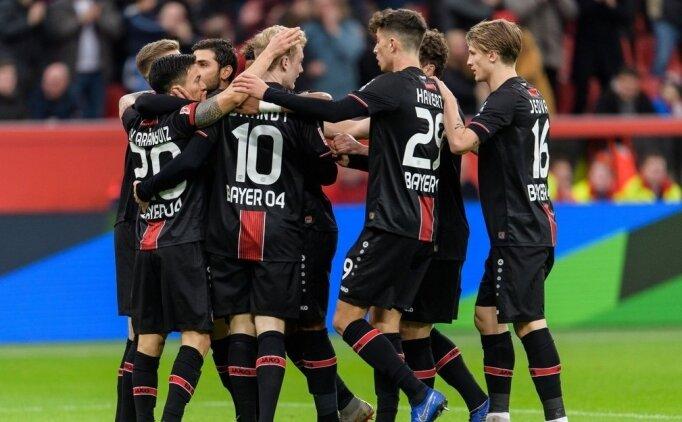 Bayer Leverkusen, Mainz'e gol olup yağdı!