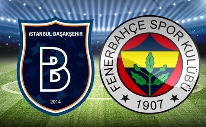 ÖZET izle, Başakşehir Fenerbahçe golleri İZLE