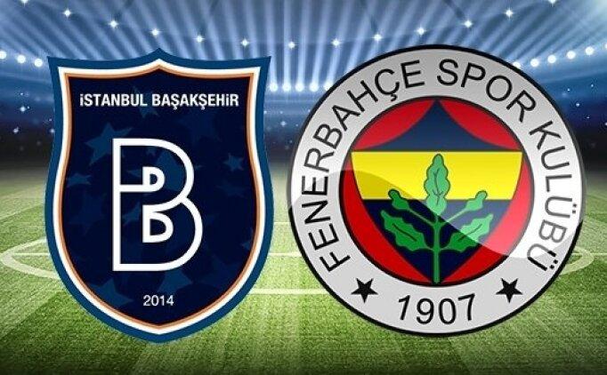 Başakşehir Fenerbahçe maçı özet İZLE, Fenerbahçe maçı kaç kaç bitti?