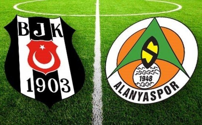 Beşiktaş Alanyaspor geniş ÖZET İZLE, Beşiktaş maçı izle