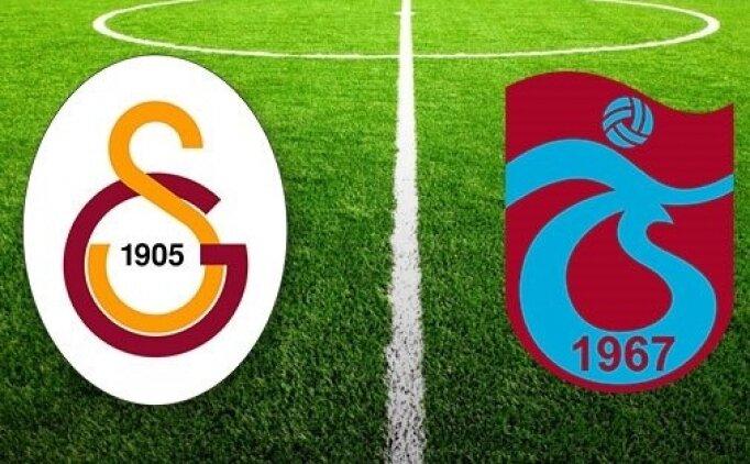 Galatasaray Trabzonspor maçı canlı hangi kanalda? Galatasaray Trabzonspor maçı saat kaçta?