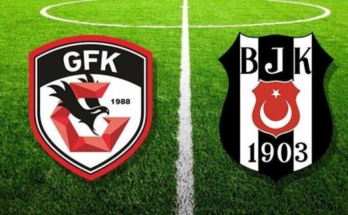 Gazişehir Beşiktaş maçı geniş özeti İZLE, Beşiktaş maçı golleri
