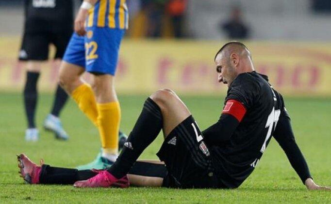 Beşiktaş'ın Galatasaray derbisinde 4 eksik, 1 şüpheli