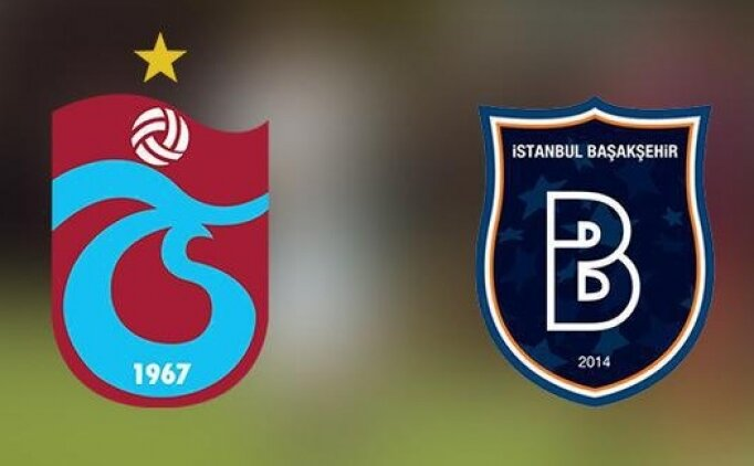 Trabzonspor Başakşehir maçı saat kaçta? Trabzon Başakşehir maçını veren kanallar