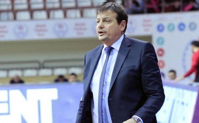 Ergin Ataman: 'Net bir galibiyet aldık'