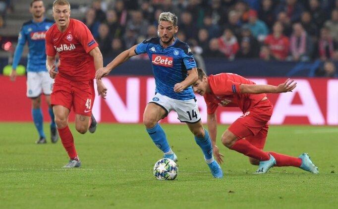Avusturya'da 5 gollü düelloda gülen Napoli!