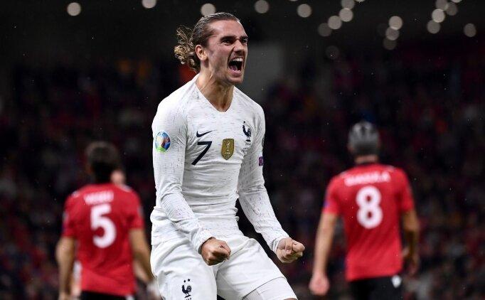 Fransa 2 golle kazandı, zirveyi bırakmadı!