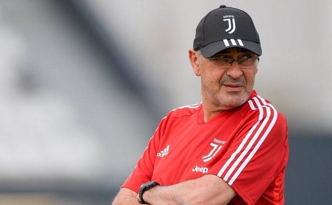 Juventus'ta Sarri'nin zatürre olduğu açıklandı!