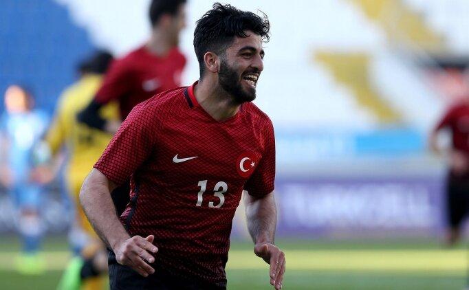 Umut Bozok: 'Türkiye kazansın istiyorum'