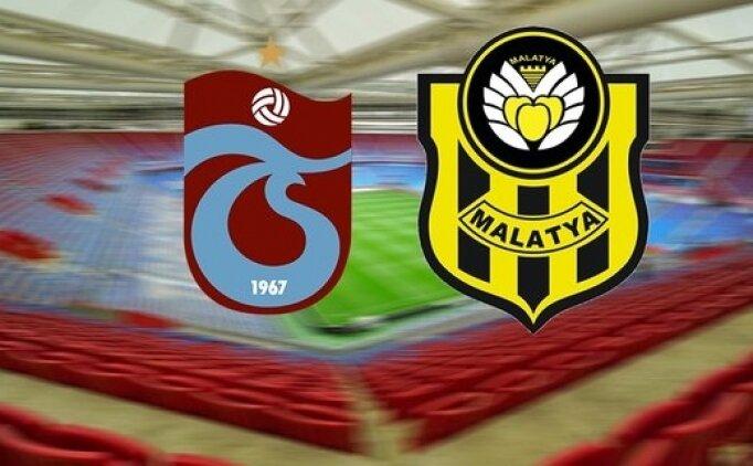 Trabzonspor Yeni Malatyaspor maçı özet ve golleri izle (beİN Sports)