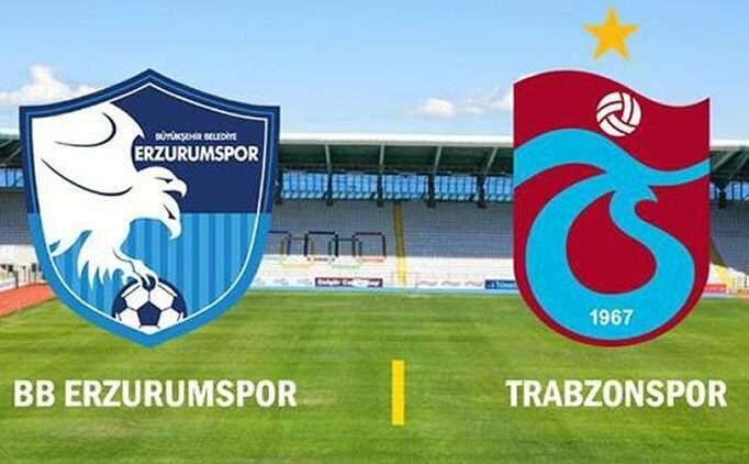 Erzurumspor Trabzonspor maçı özet ve golleri izle(bein sports)