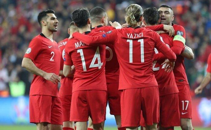 Milliler Moldova'yı kolay geçti 4-0