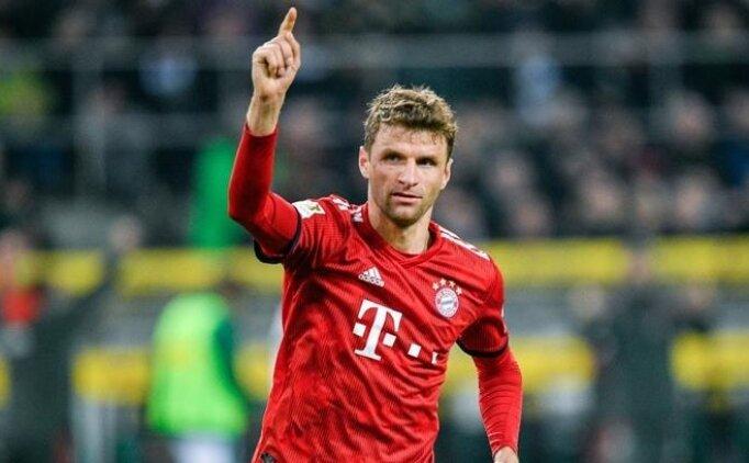 Thomas Müller'e Ajax kancası