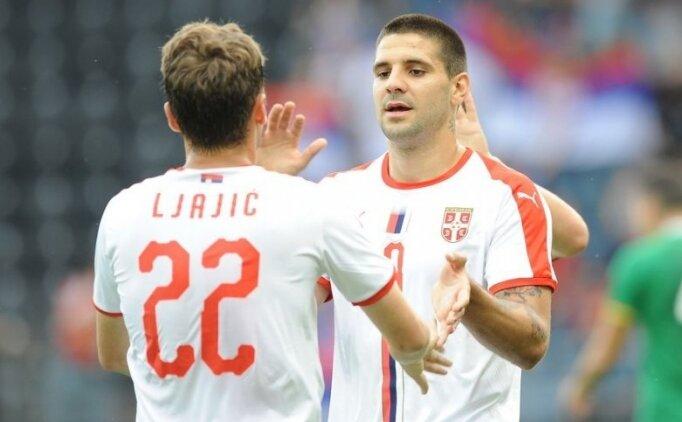 Mitrovic: 'Ljajic'e bana gol attırma şansını verdim'