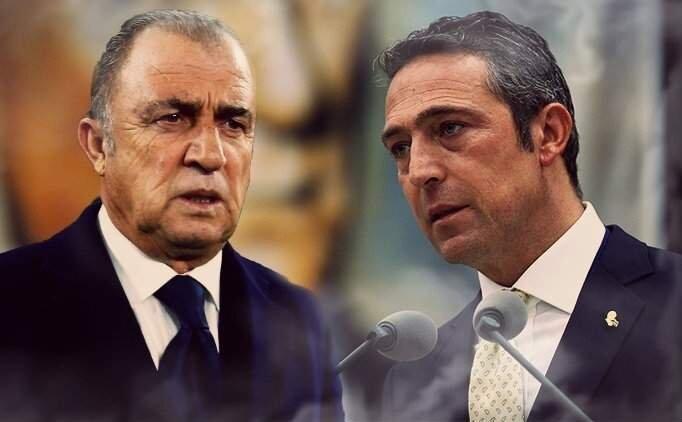 Fatih Terim'den Ali Koç'un 'Sicili bozuk' sözüne yanıt