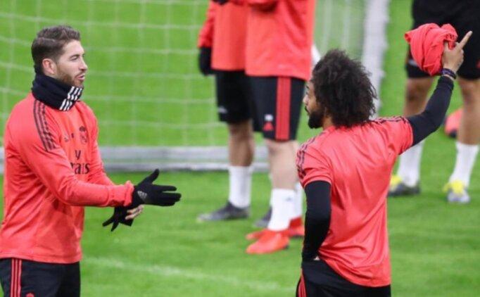 Real Madrid'de kaptanlar birbirine girdi!