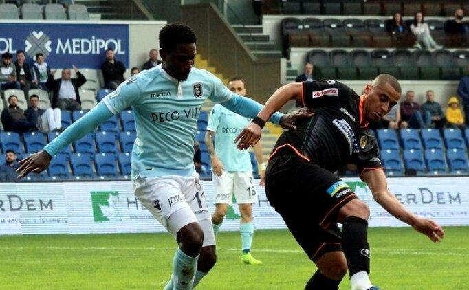 Bilyoner.com ile maç önü: Alanyaspor - Başakşehir