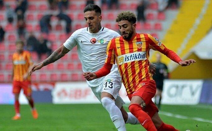Akhisarspor Kayserispor maçı canlı hangi kanalda? Akhisarspor Kayserispor saat kaçta?