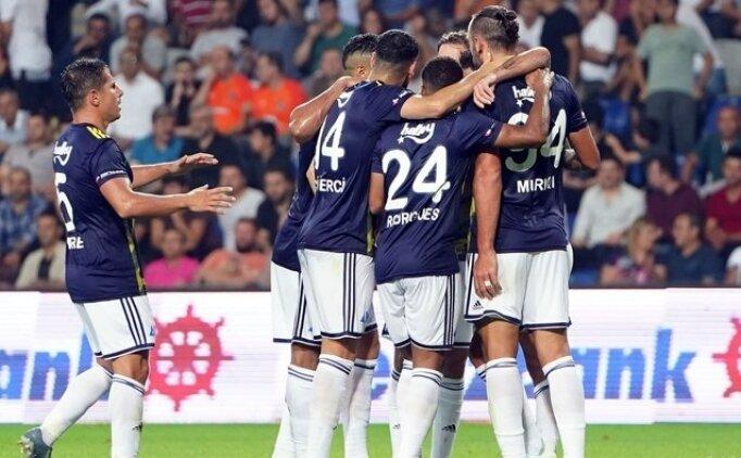Alanyaspor-Fenerbahçe! Muhtemel 11'ler