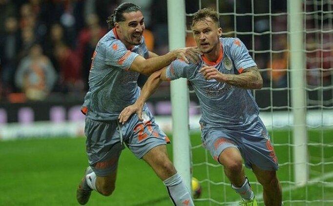 Bilyoner.com ile maç önü: Başakşehir - Antalyaspor